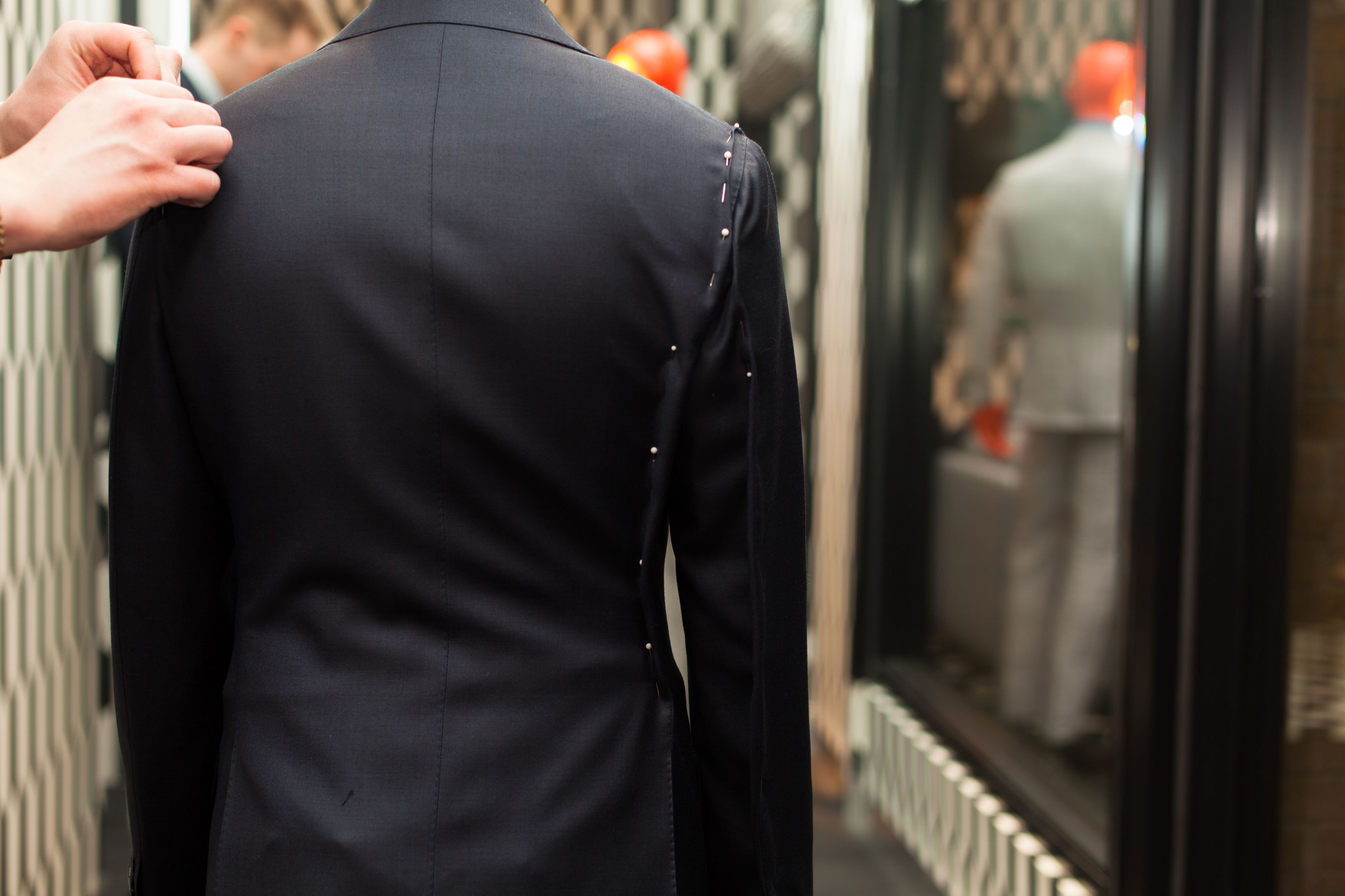 Suitsupply Made-to-Measure Program: Fabrics and Fitting
