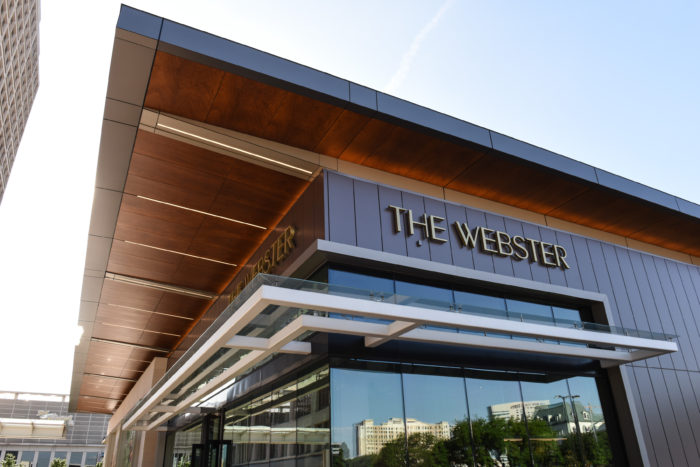 THE WEBSTER HOUSTON: GRAND OPENING